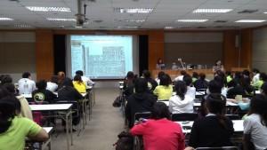 กิจกรรมการส่งเสริมการเรียนรู้สารสนเทศ คณะการแพทย์แผนจีน