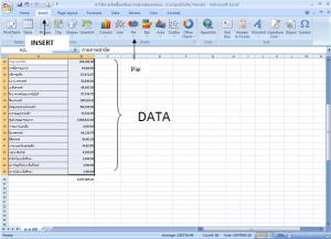 รูปภาพ การใส่ DATA
